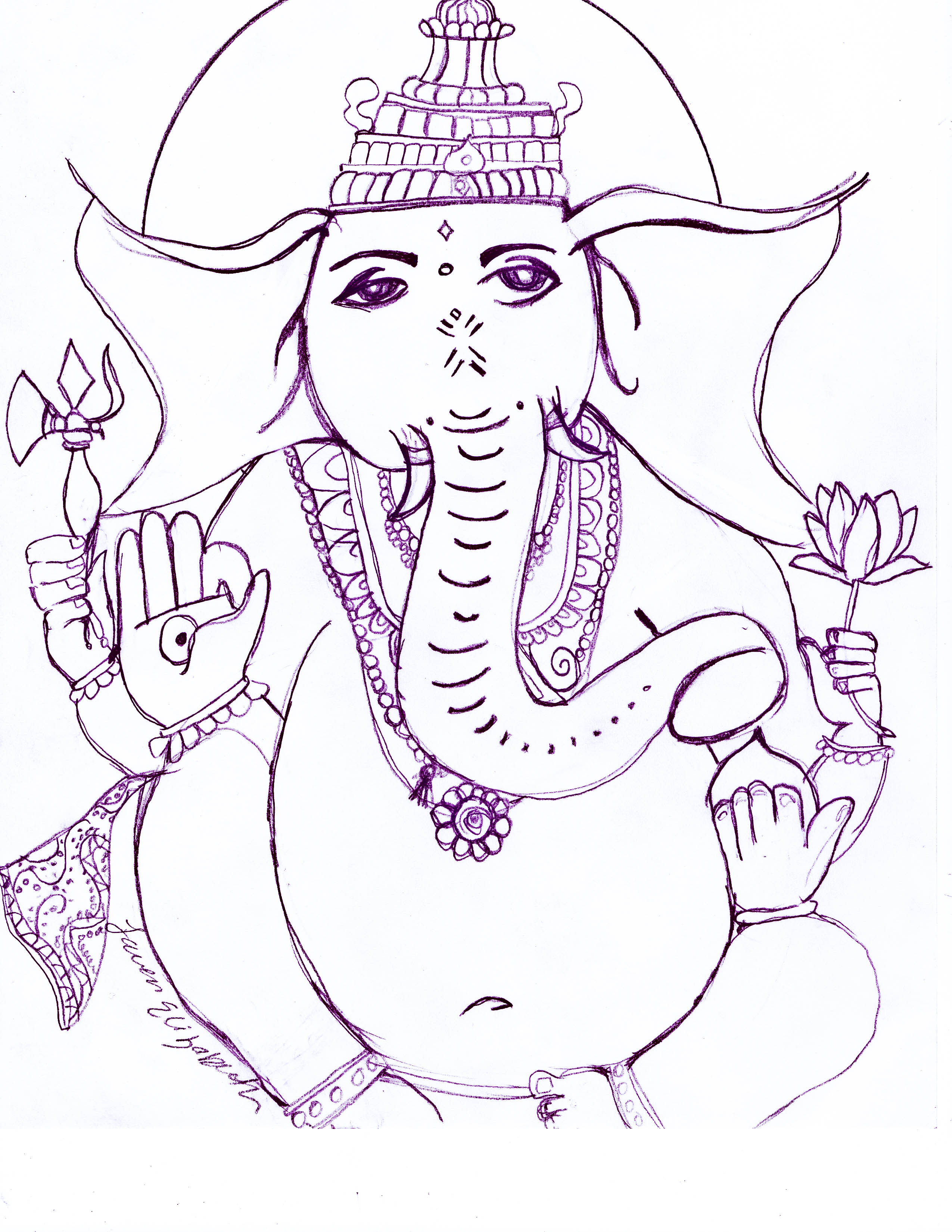 color my ganesh u2013 yumboho